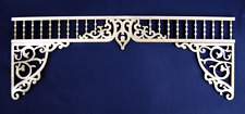 Dollhouse Miniature 1:12 Scale Fretwork Room Divider