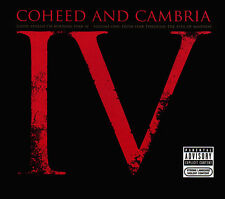 Coheed and Cambria - Good Apollo I'm Burning Star IV Vol. 1 (2005) CD NEW/SEALED