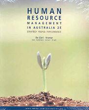 Human Resource Management in Australia by Robin Kramar, Helen De Cieri...