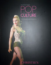 Christie's Pop Culture Catalog