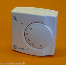 5 x 10 AMP ANALOGUE FROST / ROOM THERMOSTAT - 5 x TY92A0042