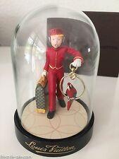Louis Vuitton Porter Bell Boy snow globe The Groom Neu mit Box