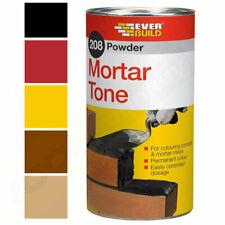 Everbuild Mortar Tone 1KG Cement Cement Dye - PICK YOUR COLOUR - VAT Receipt
