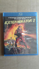 Exterminator 2 Blu-ray (Scream Factory) OUT OF PRINT ! 80's Action !