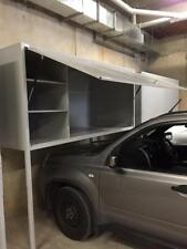 Large Over Bonnet Storage Locker - Need more car park storage space?