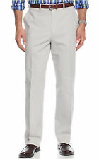 NEW MENS MICHAEL KORS FLAT FRONT STONE COTTON TWILL DRESS PANTS $95