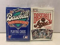 Vintage Baseball Aces And Major-League All-Stars Playing Cards poker cards