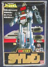80s Bandai GC-29 Space Sherrif Juspion Daileon DX Chogokin Gavan Vinyl Shaider