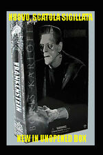 "SIDESHOW UNIVERSAL MONSTERS SSE 12"" B. KARLOFF as MONSTER OF FRANKENSTEIN - MIMB"