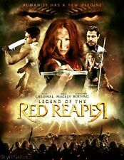 Legend of the Red Reaper (DVD, 2014)