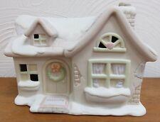 1992 Precious Moments Sugar Town House #529605 Enesco, House Only, No Light