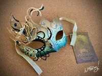 2019 Disney Designer Midnight Masquerade Princess Tiana Mardi Gras Adult Mask