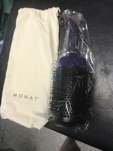 MONAT Hair Collection Limited Edition Large Thermal Roller Round Brush w/ Bag