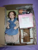 Ashton Drake Porcelain Doll Eleanor ~ In Original Box
