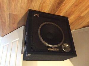 Bass Amplifier Cabinet 600 watt
