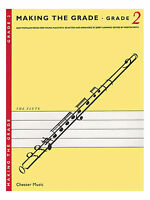 MAKING THE GRADE FOR FLUTE - GRADE 2  Sheet Music Book Songbook Pop Chart Hits