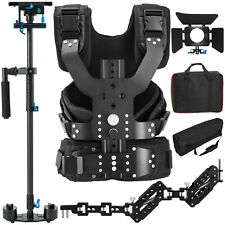 5-8kg Steadicam Vest +Dual Arm, Carbon Fiber Stabilizer Video Camera DSLR