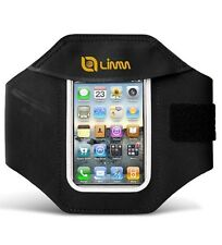 Limm Sport Armband for iPhone 6, Galaxy S6/S5/S4. W/ Key Holder - #1 in Comfort