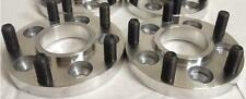 30mm Wheel adapters 5x114.3 to 5x120 BMW wheels onto Nissan 200sx S14