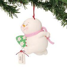 New Enesco Snowpinions Epic Adventure Ornament