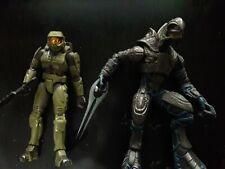 Halo 2 Joyride Master Chief and Arbiter *Used
