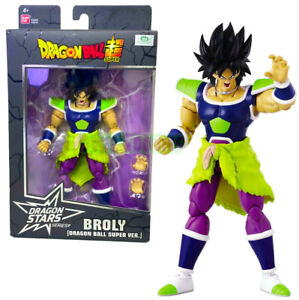 Dragon Ball Stars Series Broly Shock Collar Dragon Ball Super Version Figure