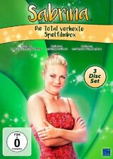 SABRINA THE TEENAGE WITCH (3 Movie Box Set)  -  DVD - PAL Region 2 - New