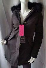 Knielange Damenjacken & -mäntel aus Baumwollmischung mit M