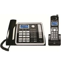 RCA 1.9 GHz 2 Line DECT 6.0 Corded-Cordless Phone W/ Answering RCA-25255RE2