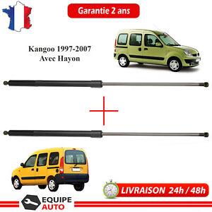 2x Cavalletti Cilindro Di Portellone Bagagliaio per Renault Kangoo 7700303186 -