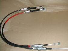 Rover75,MG ZT,Pair New Gear change selector cables manual,ULS000020/21,000030/31