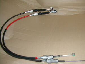 Rover 75 MGZT Pair New Gear change selector cables manual ULS000020/21 000030/31