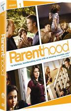 Parenthood .. The Complete Season One . 1. Staffel . Lauren Graham . 4 DVD . NEU