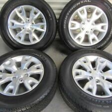 Ranger One Piece Rim Wheels with Tyres 6 Number of Studs