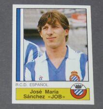 99 J.M. SANCHEZ JOB RCD ESPANYOL PANINI LIGA FUTBOL 87 ESPAÑA 1986-1987 FOOTBALL
