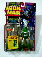 MARVEL COMICS IRON MAN WHIRLWIND W/ WHIRLING BATTLE ACTION TOYBIZ 1995 MOC