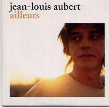 CD CARTONNE CARDSLEEVE JEAN LOUIS AUBERT (TELEPHONE)  2T AILLEURS !!!!!!!!!