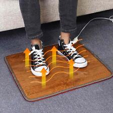 Winter Heating Foot Mat Heating Pad Warm Feet Thermostat Carpet  Warming Tool YK