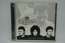 QUEEN - GREATEST HITS 3 CD ALBUM (FREDDIE MERCURY)