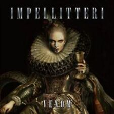 IMPELLITTERI - VENOM NEW CD