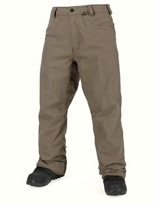 VOLCOM Men's CARBON Snow Pants - TEK - Large - NWT