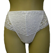 2 X PACK TOP QUALITY ULTRA LACY SUPPORT MICRO MODAL BRIEFS PLUS SIZE 22 24