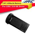 JJRC X16 7.6V 1450mAh Li-po Battery for JJRC X16 Drone Foldable GPS Quadcopter