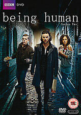 Being Human - Series 2 - Complete (DVD, 2010, 2-Disc Set)