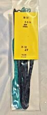 "Martin Archery M-10 DynaBo 55 1/2"" Bowstring Tiller String 47 w/ Draw Chart"