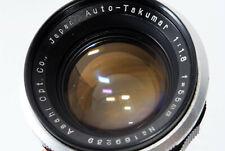 """Rare """"Zebra""""[Near Mint] Pentax Auto Takumar 55mm f/1.8 for M42 From Japan"""