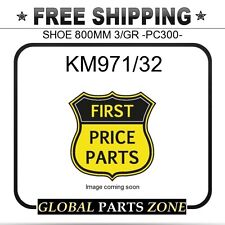 KM971/32 - SHOE 800MM 3/GR -PC300-  for KOMATSU