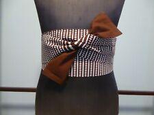 Japanese Cotton Obi, Sash for Yukata, Kimono, Belt