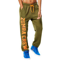 Zumba Crew Sweatpants - Armed and Ready Z1B00529
