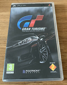 Gran Turismo Sony PSP Playstation Boxed Complete